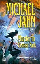 BUY 2 GET 1 FREE  Murder in Central Park Bk. 7 by Michael Jahn (2001,...