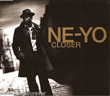 NE-YO (NE*YO) - Closer (UK 2 Track CD Single)