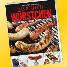 DAS PERFEKTE WÜRSTCHEN | Karsten Ted Aschenbrandt | Selbst Wursten Rezepte(Buch)