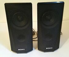 Sony SS-TSB122 Surround Left and Surround Right Speakers Sony BDV-E3100 System