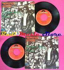 LP 45 7'' WALTER FOINI Compro tutto Viaggio 1977 italy POLYDOR no cd mc vhs
