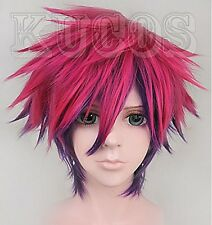 foureight No Game No Life Sora Cosplay Wig set ship from Japan Anime