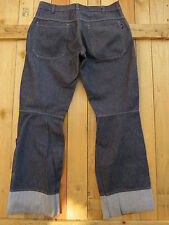 MENS JACK & JONES  JEANS 36/32   good condition (rare)