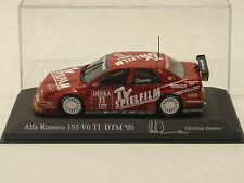 ALFA ROMEO 155 V6 TI DTM 1994  C. DANNER #11 MINICHAMPS 1/43 NEUVE EN BOITE