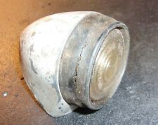 Vintage Butlers Ford Tractor Side Light Glass Lens Made In England      -  F847