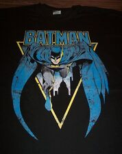 VINTAGE STYLE BATMAN Dc Comics T-Shirt 2XL XXL NEW
