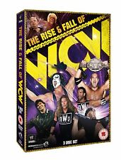 WWE The Rise And Fall Of WCW [3 DVDs] NEU DEUTSCH nWo DVD