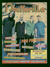 ROCKERILLA 201/1997 FOO FIGHTERS BOYMERANG BLUVERTIGO FRANCESCA LAGO NIGHTSTICK