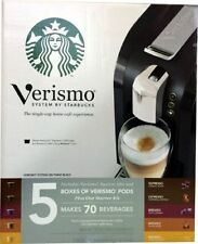 Starbucks Verismo Coffee Machine 580 Brand new