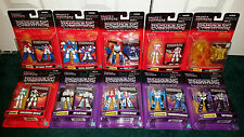 Transformers HOC PVC Optimus Megatron Starcream Thundercracker Arcee Skywarp ++