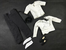 Custom 1/6 Scale Bruce set A - The Big Boss Costume Set For Hot Toys Bruce Body