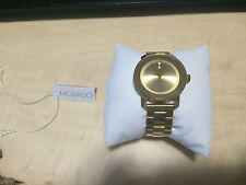 Gold Movado Watch 3600085