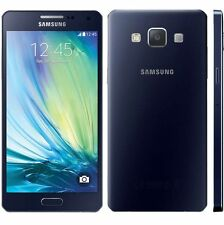 "New Unlocked 5.5"" Samsung Galaxy A7 SM-A7000 Dual SIM 16GB 13MP Smartphone Black"