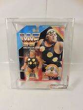RARE SEALED WWF SERIES 2 DUSTY RHODES AFA GRADED 70 EX+ C75/B70/F85 HASBRO 1991