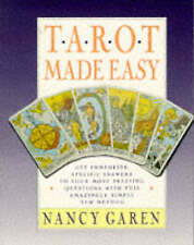 Tarot Made Easy: Get immediate, specific answers to y..., Garen, Nancy Paperback
