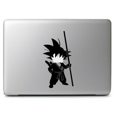 Dragon Ball Young Goku Stick for Macbook Laptop Car Window Decal Vinyl Sticker