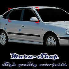 Smoke Door Window Vent Visor Deflector for 01~06 Hyundai Elantra 5DR