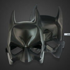 Halloween Batman Mask Adult Black Masquerade Party Carnival Dressing Upper Half