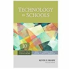 Technology in Schools (Debating Issues in American Education: A SAGE Reference S