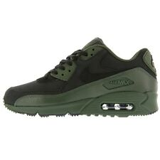 Men's Nike Air Max 90 Winter Prm SIZE 7.5 Carbon Green Black 683282 303