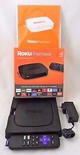 Roku Premiere 4k Ultra HD Model 4620R Quad-Core Processor w/Remote 4320P