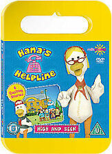 Hana's Helpline - Hide And Seek (DVD, 2008) Brand New & Sealed