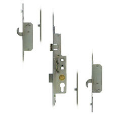 Avocet Lever Operated Latch & Deadbolt Twin Spindle - 2 Hook 4 Roller