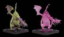 Monsterpocalypse - Lords of Cthul Monster - Yasheth - Rise