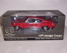 ERTL Authentics American Muscle 1/18 1966 Dodge Charger 426 Hemi Mopar