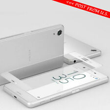 3D Curved Tempered Glass Screen Protector for SONY XPERIA X F5121 DUAL F5122