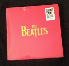 THE BEATLES  RECORD STORE DAY BOX SET 4 VINYL RECORDS LTD EDITION NUMBERED SET