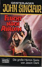 JOHN SINCLAIR - Taschenbuch Nr. 134 - Flucht nach Avalon - Jason Dark