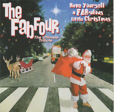 Have Yourself a Fab-Ulous Christmas by The Fab Four (Beatles Tribute) (CD,...