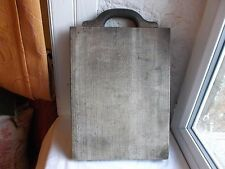 French antique vintage bread or chopping /cutting board wood