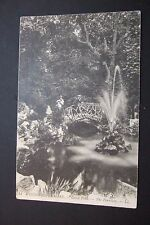 Weston super Mare. Grove Park. The Fountain by LL / Levy # 41, posted 1913