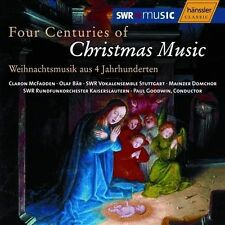Four Centuries of Christmas Music, New Music