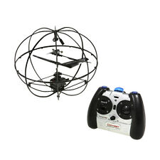 Wireless Remote Control UFO Flying Ball Helicopter Medium XMAS Christmas Gift