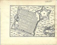 Carte antique, Turin