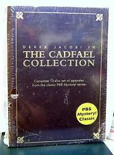NEW  The Cadfael Collection (DVD, 2005, 13-Disc Set)