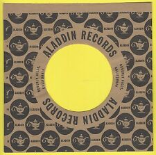 ALADDIN REPRODUCTION RECORD COMPANY SLEEVES - (pack of 10)