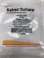 Kalrez Sahara O-Ring AS-568 K#320 Compound:8085  Nom: 1.1 x 0.21 in