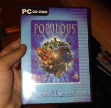 Populous: The Beginning for DOS, Windows In Excellent Condition