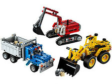 Lego Technic Baustellen-Set (42023) Neu & OVP Construction Crew