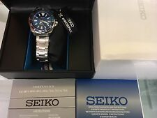 Latest New Seiko Blue Samurai Limited Edition SRPB09K1 Propsex