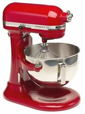 NEW KitchenAid KV25GOXER Professional 5 Qt. Plus Stand Mixer w 450 W Power
