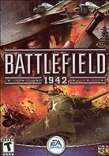 Battlefield 1942 PC 2002 Game Of The Year 3 CD-Rom Set with Booklets