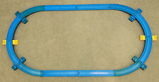 Thomas the Tank Engine Blue 2m Oval Track With Bridge Girders (14 pieces)
