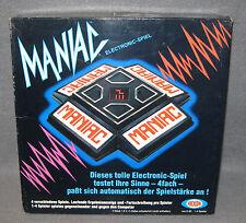 Maniac Arxon Electronic Spiel aus den 80er Jahren Rar und gut erhalten Ideal Toy