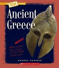 Ancient Greece (True Books: Ancient Civilizations)-ExLibrary