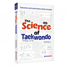 The Science of Taekwondo Book English kukkiwon Tae Kwon Do Tutorial